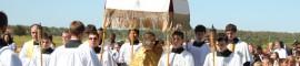 Dewane procession