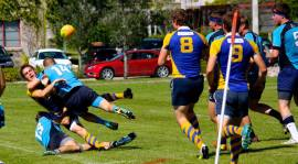 Ave Mary Papist Rugby 7