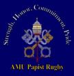 Papist Rugby Logo