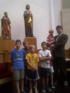 Saint Josephs Day Ave Maria