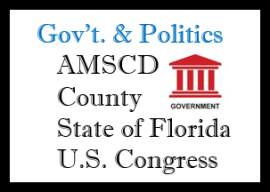 Ave Maria Government and Politics