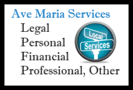 Ave Maria Local Services