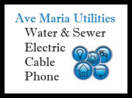 Ave Maria Utilities