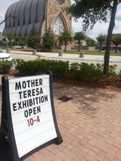 Mother Teresa Exhibit Hours