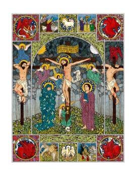 Daniel Mitsui pontifical_crucifixion