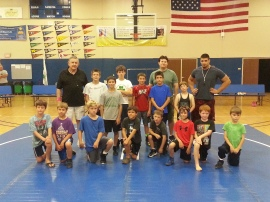 wrestling may 2014 ave maria