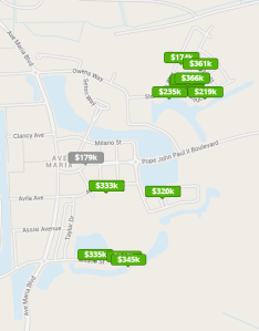 home prices in ave maria