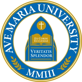 AMU logo Seal from Admissions - Smaller
